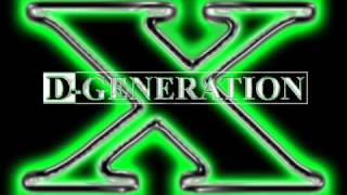 Alvin & the Chipmunks - D-Generation X Theme Song