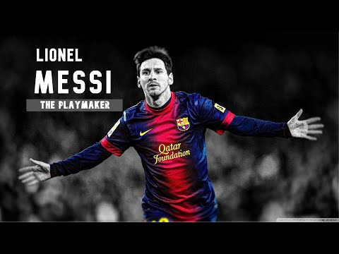 Messi - The Playmaker(Something to watch before La Liga returns)