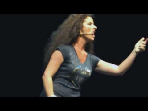Valentina Persia al Gay Village Luglio 2012