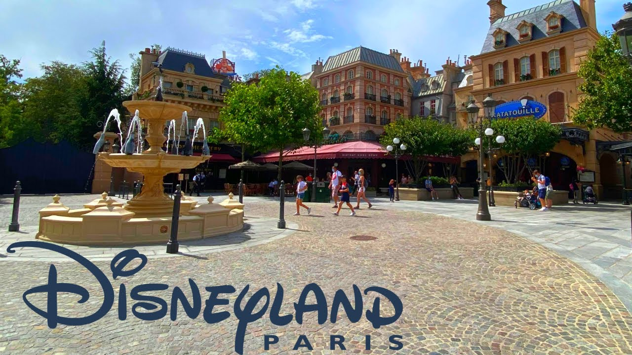 Disneyland Paris Day Two Vlog July 2020