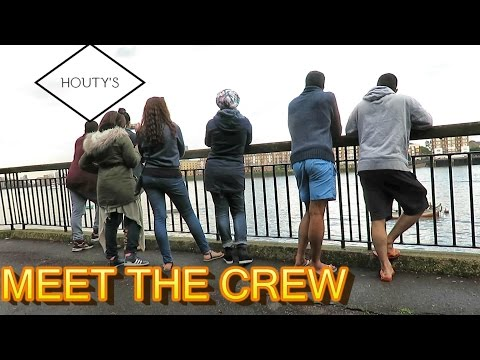 Meet the EAST LONDON crew