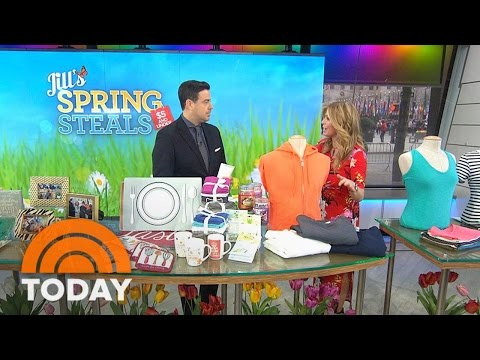 Spring Steals For $5 Or Less: Old Navy Tanks, e.l.f. Cosmetics Makeup | TODAY