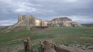 Путешествие по Казахстану в мае 2016 года. Мангышлак. Offroadpeople
