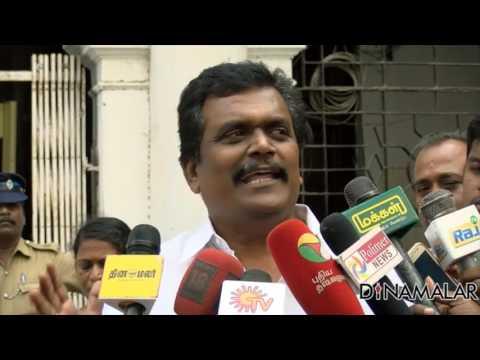 MLAs Thanga Tamilselvan slams OPS faction