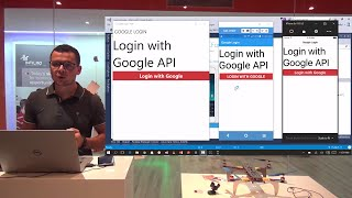 Video Login with Google in Xamarin Forms download MP3, 3GP, MP4, WEBM, AVI, FLV Mei 2018