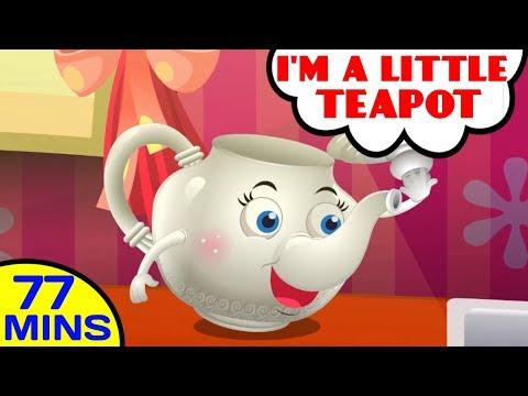 I'm a Little Teapot by Baby Hazel Nursery...