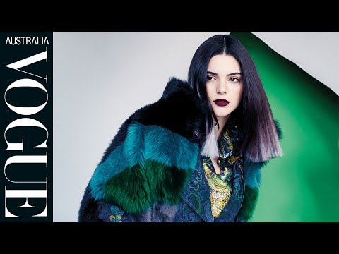 Watch: Kendall Jenner For Vogue Australia October 2016