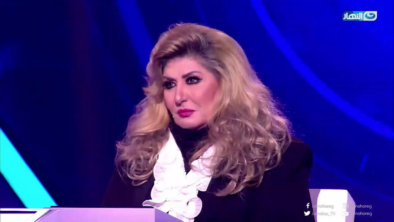 #تحت_السيطرة I رد الفنانة سهير رمزي ع أصالة بعد طلبها بالحصول ع الجنسية المصرية