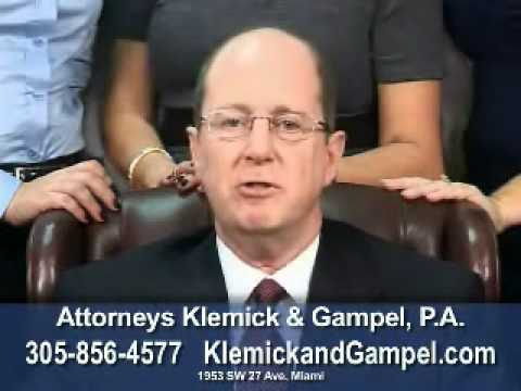 Klemick Gampel, Motorcycle Accident Lawyer, in Miami, FL 33145