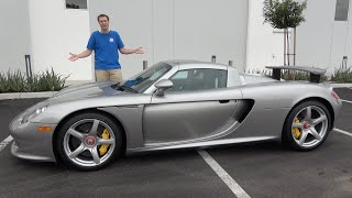 Here's Why the Porsche Carrera GT Is My Favorite Car Ever Made