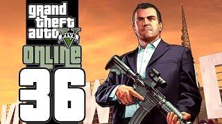 Let's Play GTA V Online (GTA 5) - EP36 - Bag Boys!