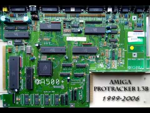 Amiga Protracker Music - Hybrid - Blackout Remix