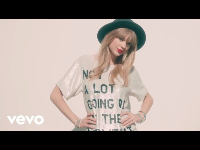 Taylor Swift - 22 Travel Video