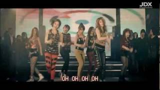 Lovey Dovey (Zombie ver) [SUB ESPAÑOL] - T-ara