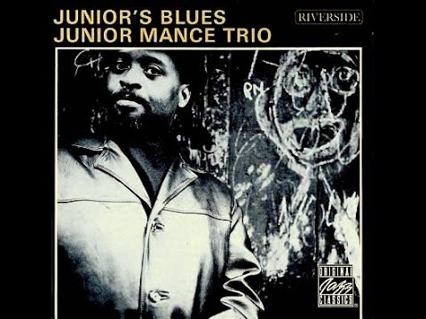 Junior Mance Trio - Blue Monk