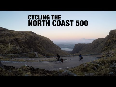 Cycling the North Coast 500