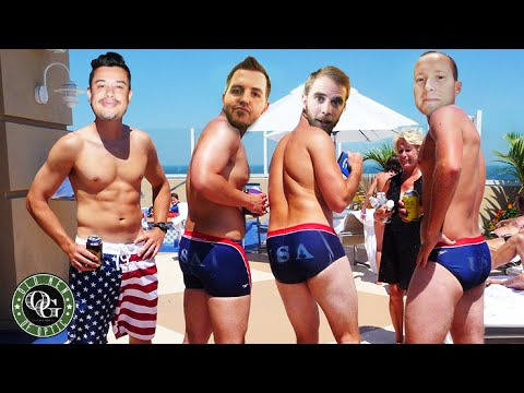 Old Men Of OpTic – Bikini Models