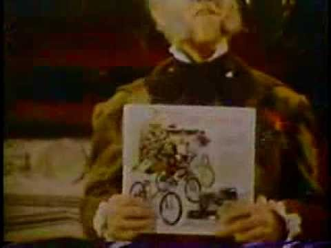 Sears Christmas 1979 TV commercial
