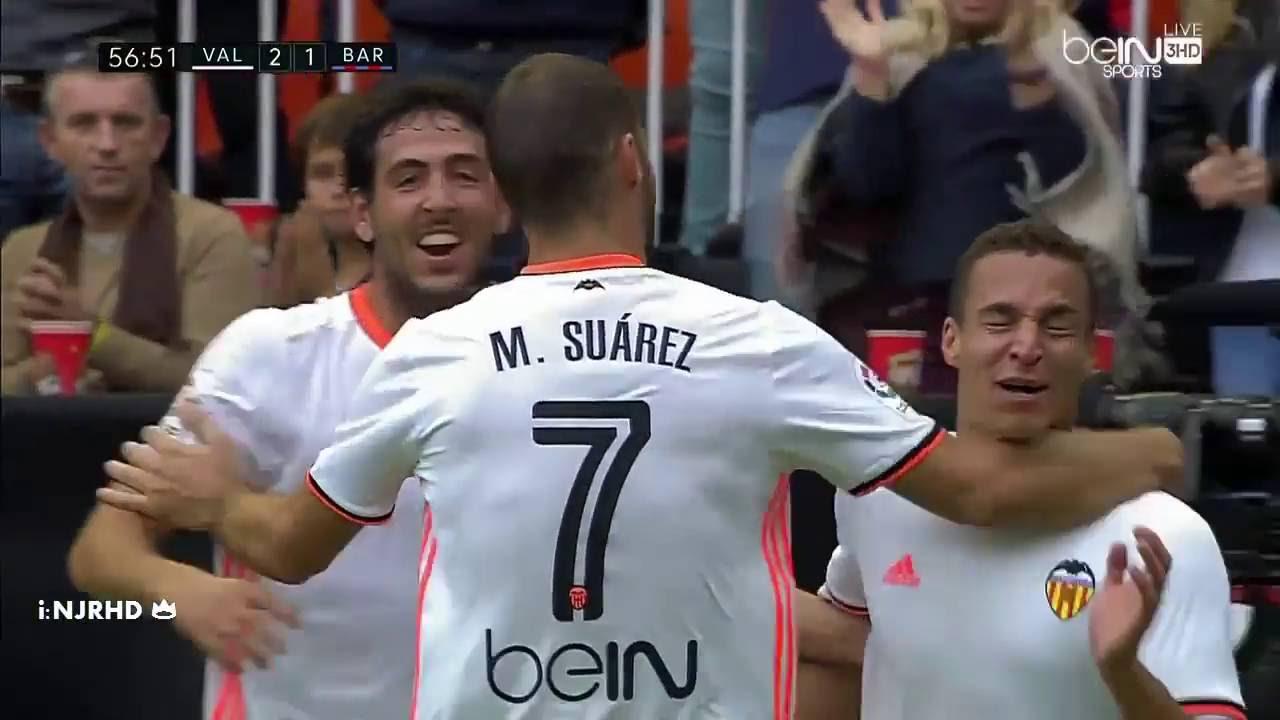 Download Barcelona vs Valencia 3 2 All Goals 22 10 2016 HD