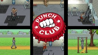 Official Punch Club (by tinyBuild LLC) Launch Trailer (iOS/Steam)