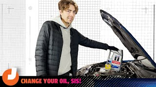homepage tile video photo for Changing Your Oil Is A DIY Gateway Drug
