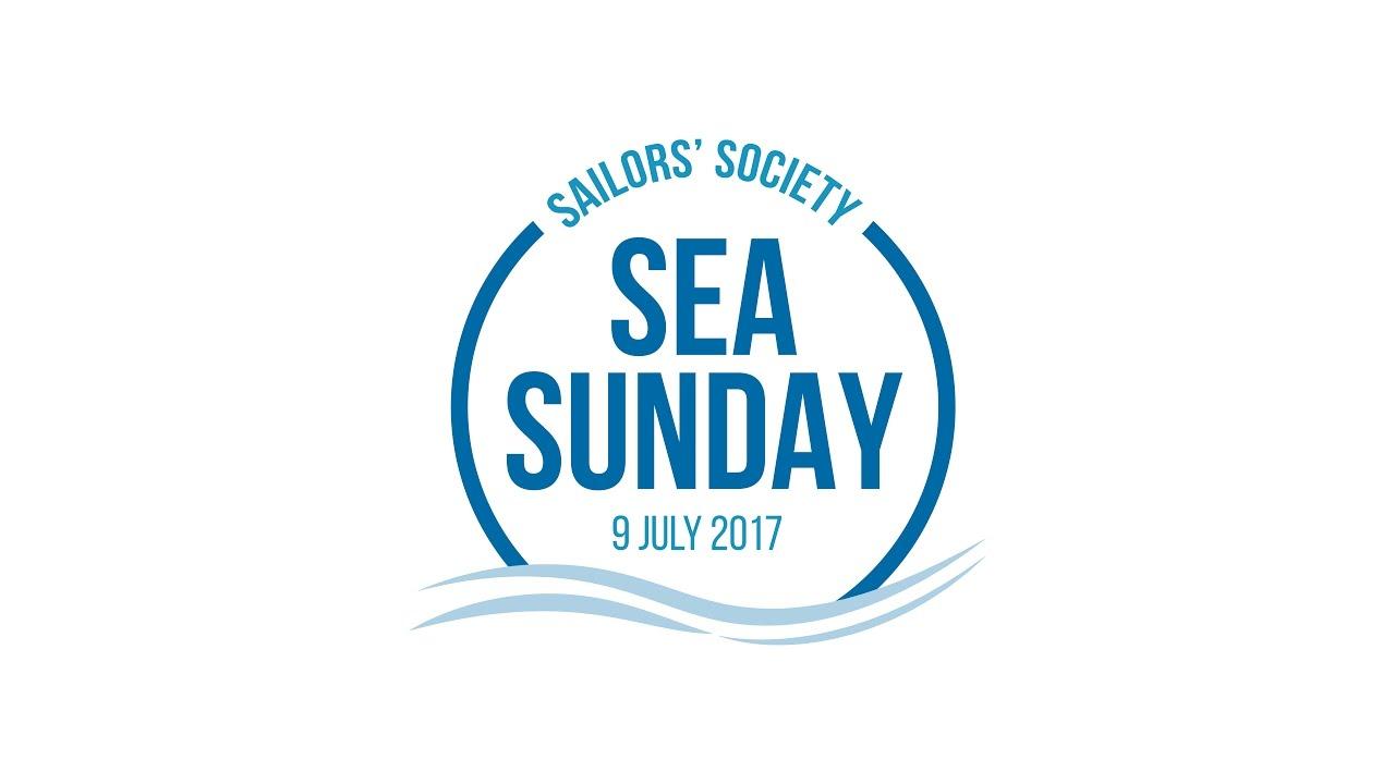 Sea Sunday Sermon 2017