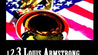 Louis Armstrong - Blue, Turning Grey Over You