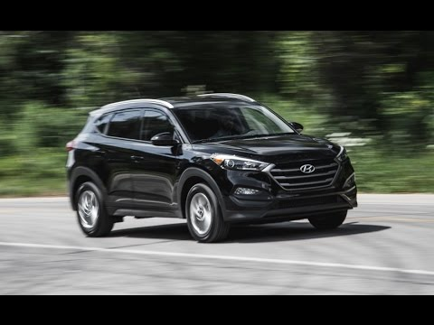 2016 hyundai tucson se 2 0l fwd review rendered price specs release date youtube. Black Bedroom Furniture Sets. Home Design Ideas