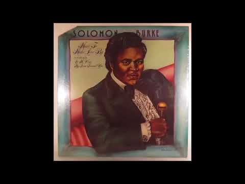 Solomon Burke Music To Make Love By Youtube