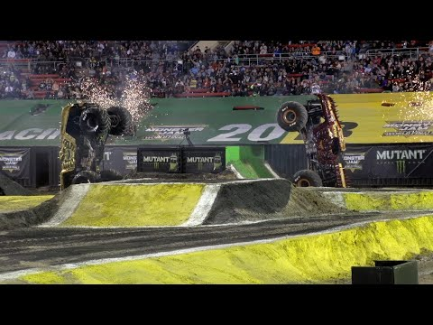Highlights from Monster Jam World Finals XIX (2018)
