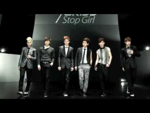 U-KISS(유키스) - Stop Girl (그만 둬) MP3/DL