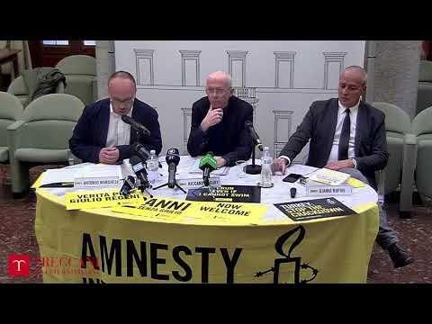 Amnesty International - Presentazione del Rapporto 2017-2018