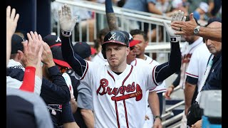 Freeman provides offensive lift for Braves in win over Mets thumbnail