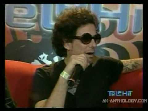 Andres Calamaro vive latino2009 interview