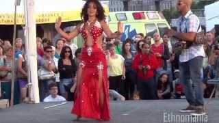 FESTIVAL ORIENTALYS (HD) • Nadia Bilodeau, danseuse exceptionnelle de la musique du Moyen-Orient