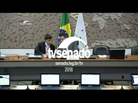 Mudanças Climáticas - TV Senado ao vivo - CMMC - 06/06/2018