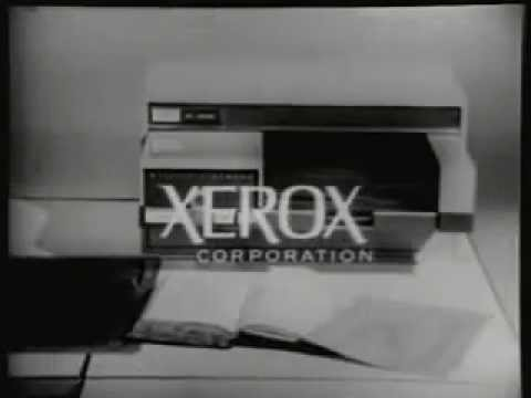 Xerox 914   The World's First Plain Paper Copier