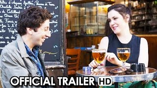We'll Never Have Paris Official Trailer (2015) - Simon Helberg, Melanie Lynskey HD