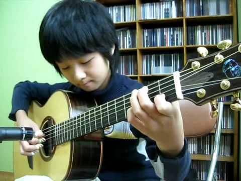 (The Beatles) Blackbird - Sungha Jung