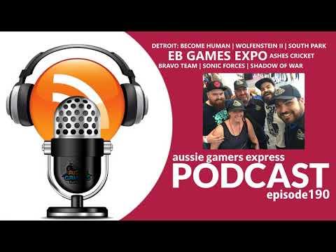 Episode 190 - EB Games Expo Special
