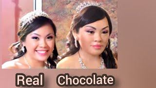 WORLD'S FIRST REALISTIC CHOCOLATE  SCULPTURE - KARTIST
