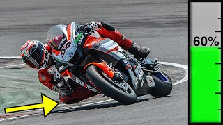 Motorbike acceleration explained: HOW to RIDE FAST? - Track racing tutorial