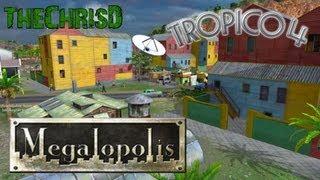 Tropico 4: Megalopolis DLC - Part 1