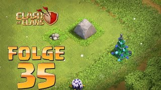 Let's Play CLASH OF CLANS ☆ Folge 35