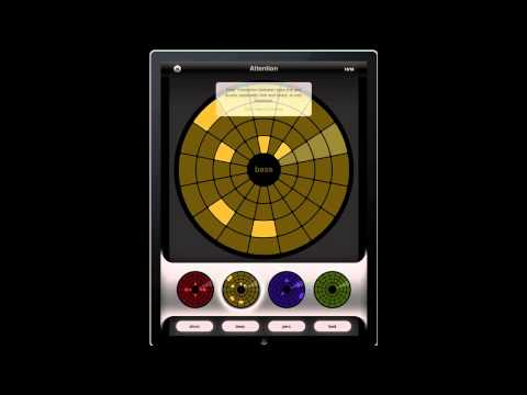 Loopseque. Music app for iPad. Master Class 02