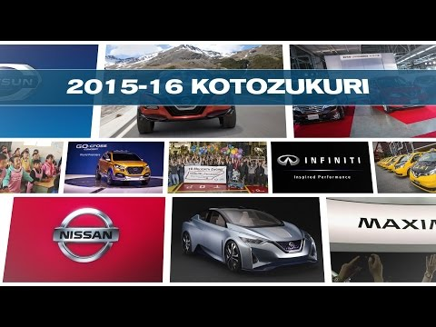 The Story behind Nissan Motor Corp 2015 2016