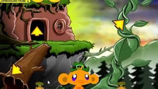 Полное прохождение . Обезьянка и Лепреконы / Full passage. Monkey and leprechauns