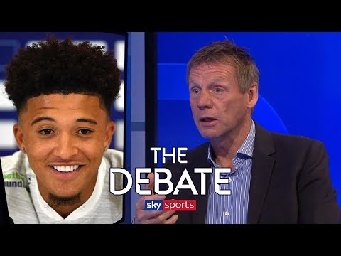 Should more young English players move abroad to improve? (SkySports Debate)