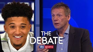 Should more young English players move abroad to improve? | The Debate | Pearce, Sidwell & Lambert