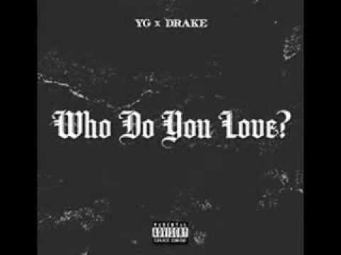 YG - Who Do You Love (Instrumental with hook)
